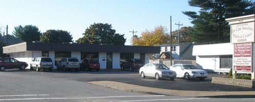 Coventry Eye Care Location